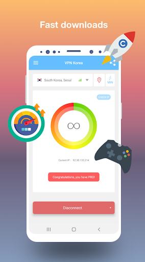 vpn korea - free and fast korean vpn screenshot 3