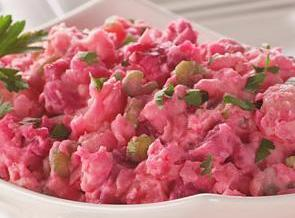 Can't Beet This Potato Salad Recipe