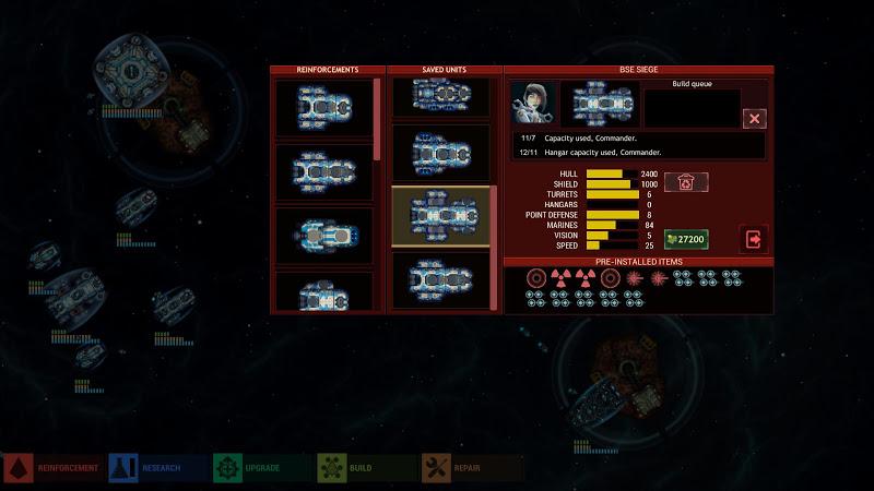 Battlevoid: Sector Siege Screenshot 3