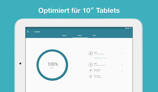MyTherapy Tabletten Erinnerung Screenshot
