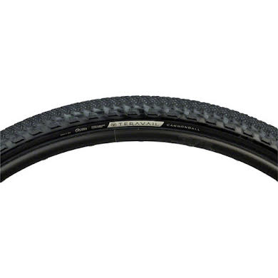 Teravail Cannonball 700 x 42 Tire, Light and Supple