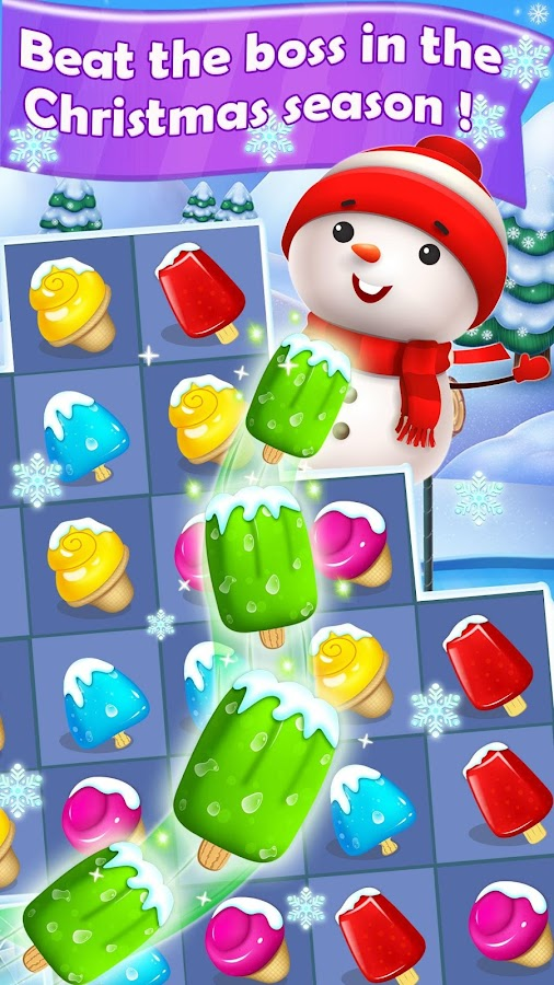 Ice Cream - Merry Christmas- screenshot