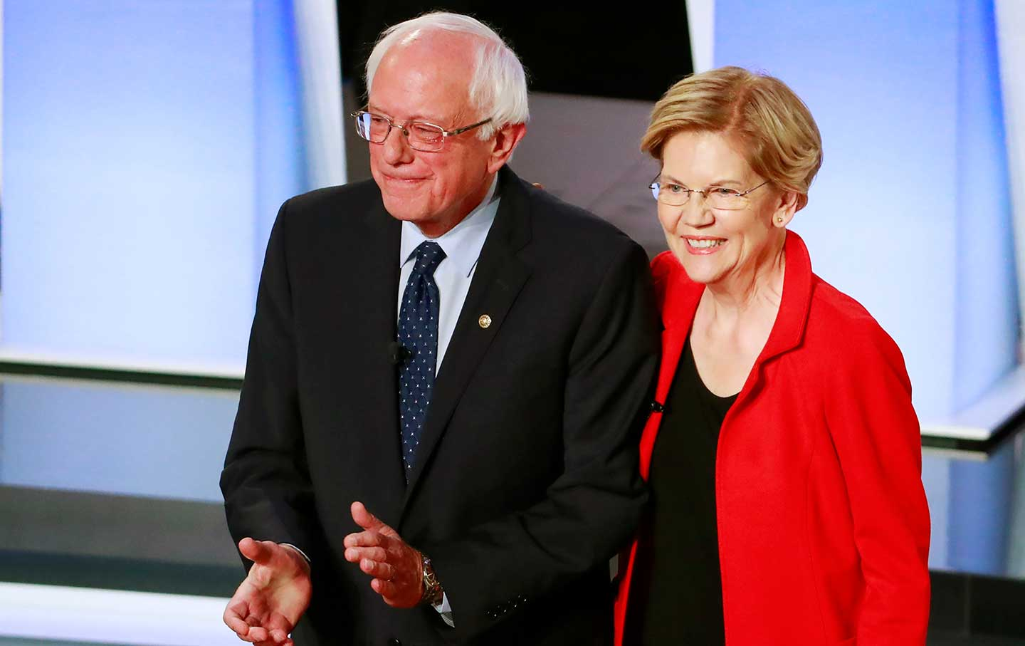 Regulation vs. Revolution: The Ground Between Sanders and Warren