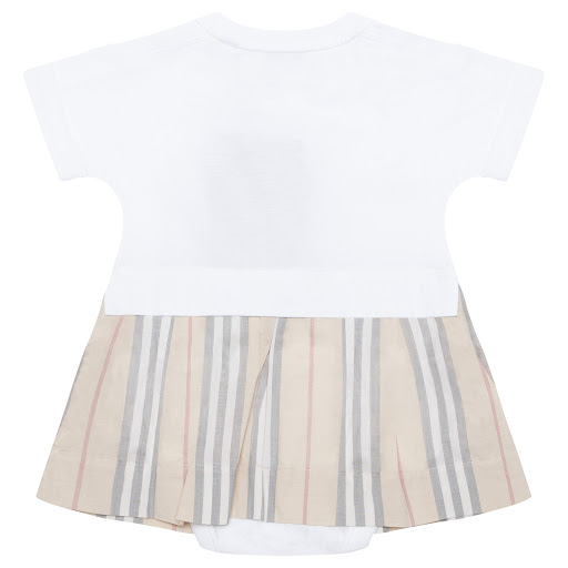 Thumbnail images of Burberry Baby Jersey Dress
