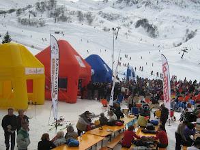 Photo: Allestimento e attività sulla neve - Artesina (Cn)