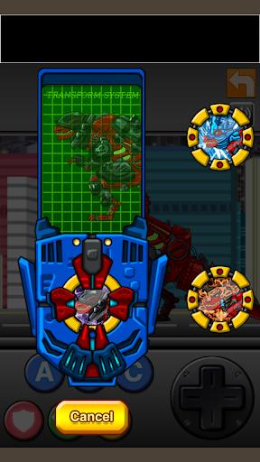 Transform Dino Robot - General Mobilization  screenshots 20