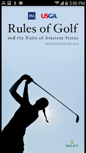 The Rules of Golf- screenshot thumbnail