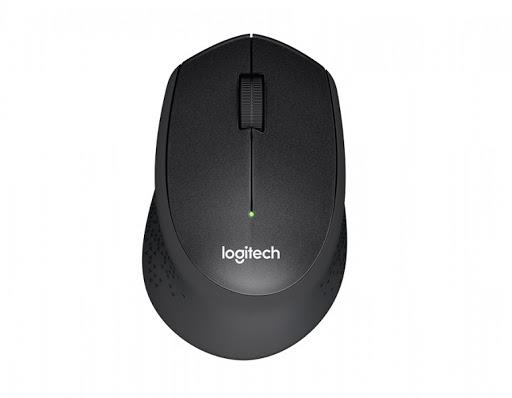 Chuột máy tính Logitech M331 (Đen)