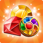Jewels Time : Endless match icon