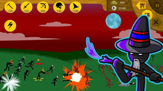 Stick War: Legacy MOD 1.7.04 (Unlimited Money/Gems) Apk 6