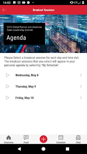 Screenshot for Xerox Event Center in United States Play Store
