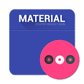 Material Zooper Widget Skin Android APK Download Free By Valera Tkach