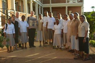 Photo: Les Soeurs Missionnaires de l'Evangile