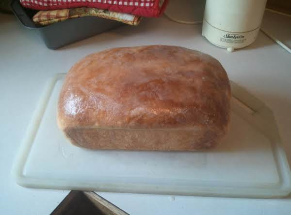 Candy's White Sandwich Loaf Recipe