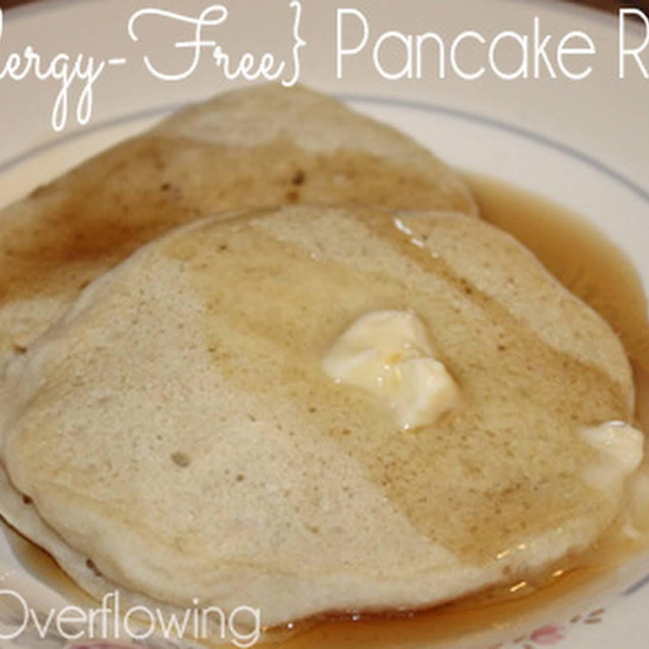Allergy-Free Pancake