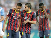 Barcelona-verdediger lijkt strijd om landstitel al op te geven