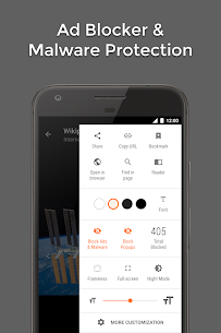 Hermit • Lite Apps Browser Mod 13.3.16 Apk [Unlocked] 2