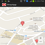 StopApp Icon