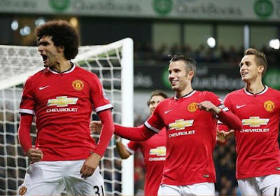 Manchester United inarrêtable en ce moment