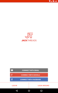 JackThreads: Shopping for Guys Screenshot 17