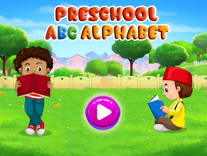 Preschool ABC Alphabet Jigsaw Puzzle- screenshot thumbnail