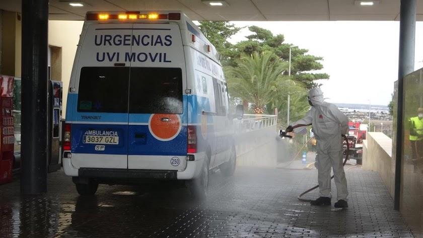 Almería suma dos muertes por coronavirus después de dos meses libre.