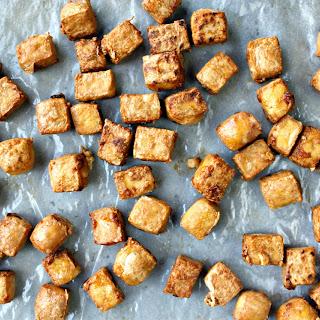 Crispy (Baked) Tofu.