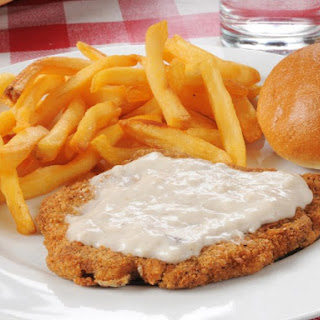 Chicken Fried Steak With Ground Beef Recipes.