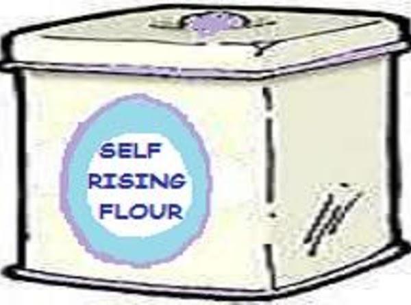 Self Rising Flour, Make It Yourself Recipe