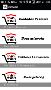 Mini Mart screenshot 1