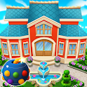 Home Sweet Home 3 - Cube Blast House Design Manor icon