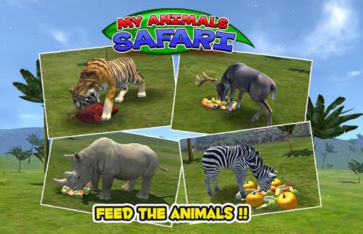 免費下載教育APP|My Animals - Safari Kids Game app開箱文|APP開箱王