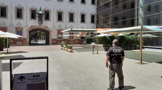 Grupo Control vela por la seguridad del patrimonio de Barcelona