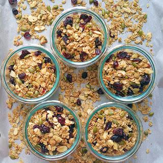 Healthy Tasty Easy Homemade Granola