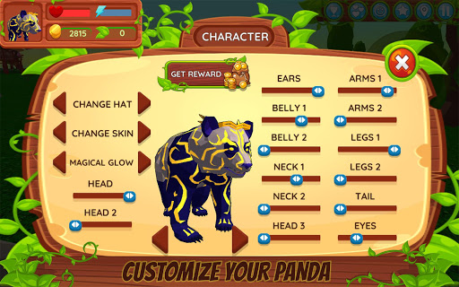 Panda Simulator  3D u2013 Animal Game modavailable screenshots 17