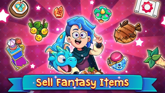 Potion Punch 2: Fantasy Cooking Adventures MOD (Money) 3