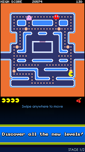PAC-MAN screenshot 3