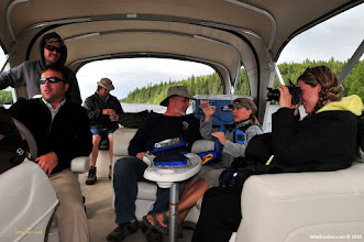 Photo: Take your group out for a pontoon cruise