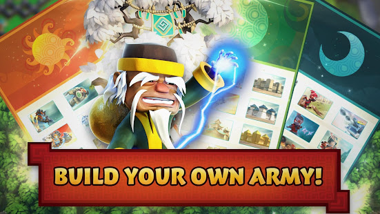 Hack Game Samurai Siege: Alliance Wars apk free