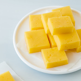 Orange Mango Gelatin Gummies Recipe