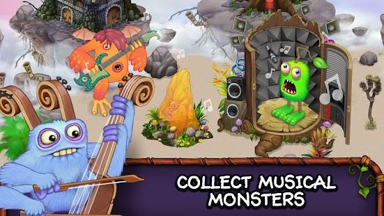 My Singing Monsters- screenshot thumbnail
