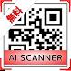 無料QRスキャナー:QRコードリーダーとバーコードスキャナー