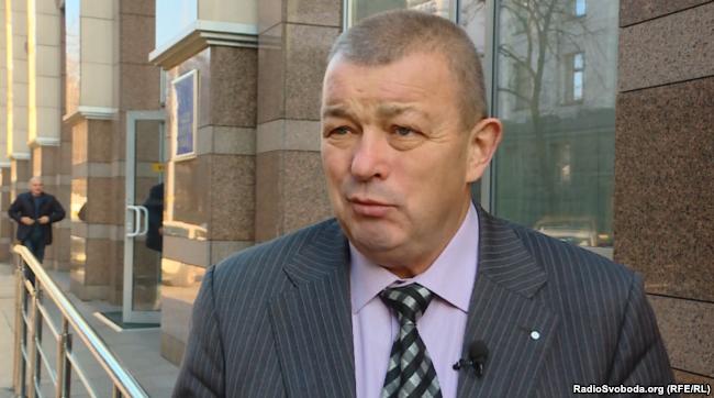 Микола Паламарчук, депутат Верховної Ради України