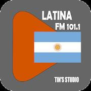 Radio Latina FM 101.1 Argentina