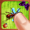 Tap Tap Ants - Ant & Cockroach Smasher icon