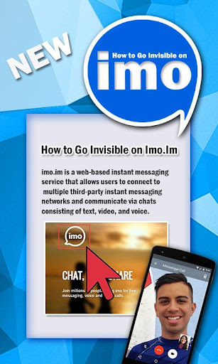 How to Go Invisible on Imo.Im