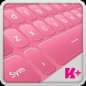 Клавиатура Plus Soft Pink icon