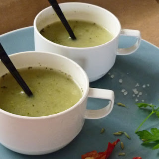 Cauliflower And Spring Onion Soup Recipes