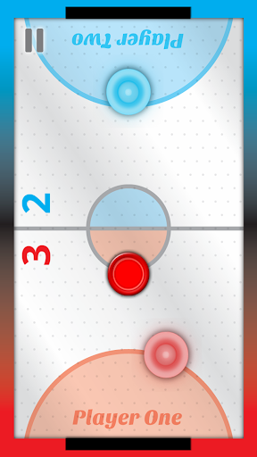 Air Hockey Puck Deluxe Free 1.4 screenshots 1