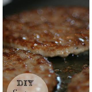 DIY Sausage Seasoning.